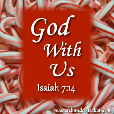 God With Us Isaiah 7:14