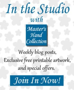 In the Studio with Master's Hand Collection