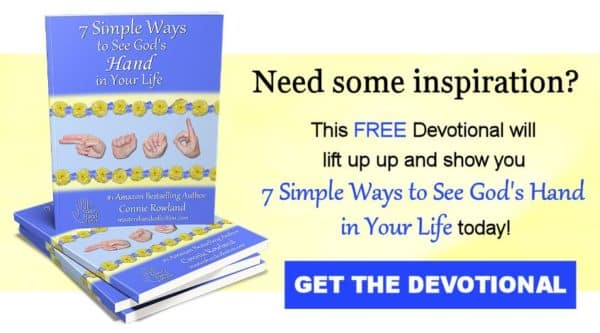 Free Devotional 7 Simple Ways to See God's Hand in Your Life