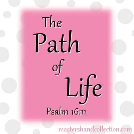Path of Life 16:11 Devotional