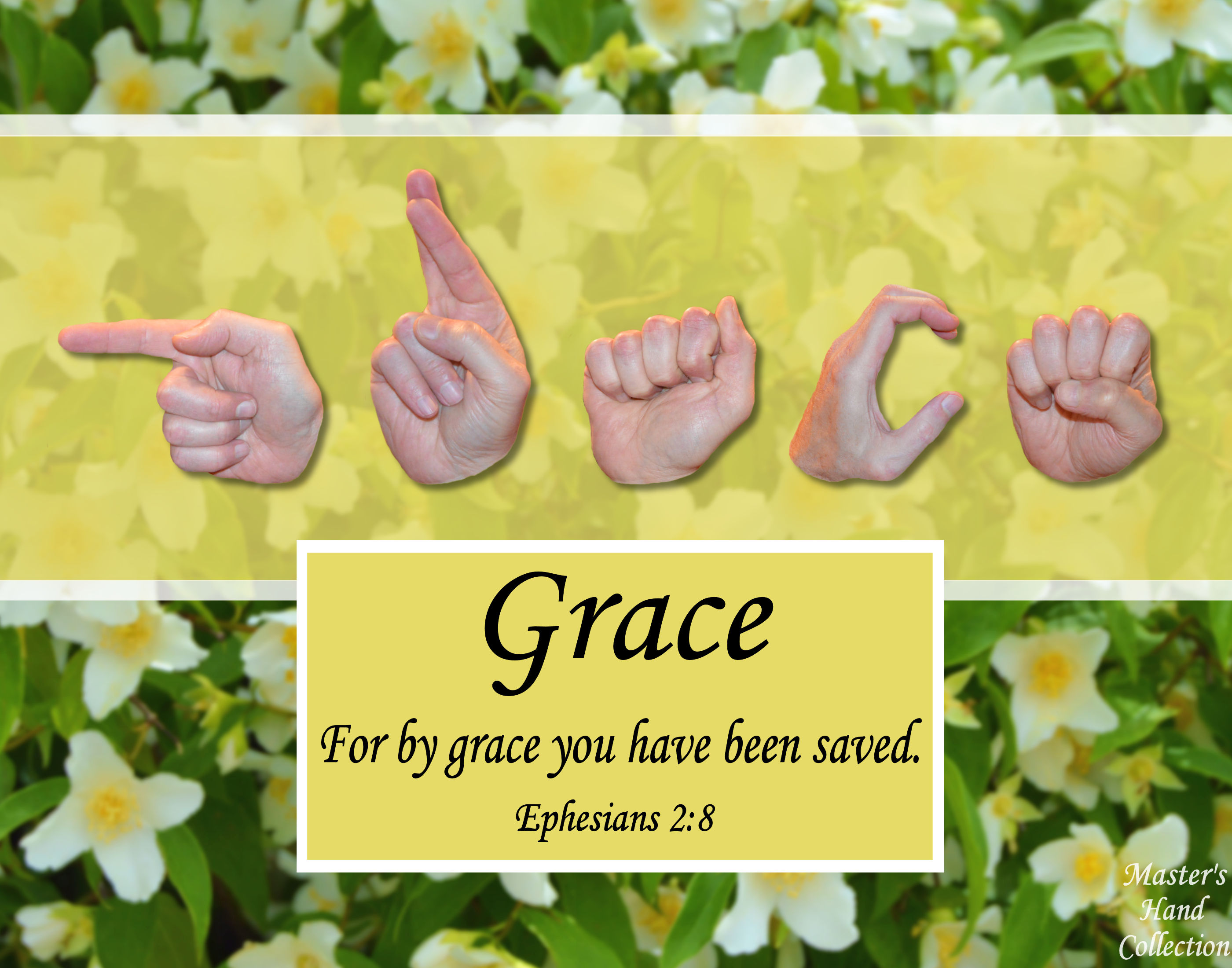 By Grace Printable Art