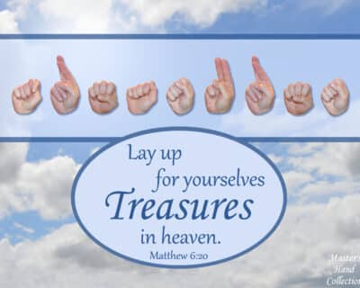 Treasures In Heaven by Master's Hand Collection