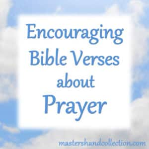 Bible Verses About Prayer