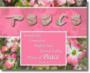 Prince of Peace Printable Art