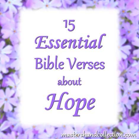 15 Essential Bible Verses about Hope