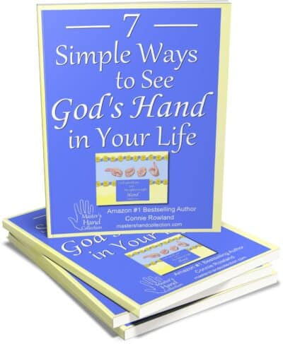 7 Simple Ways to See God's Hand in Your Life Free Devotional