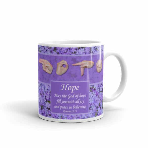 God of Hope Mug