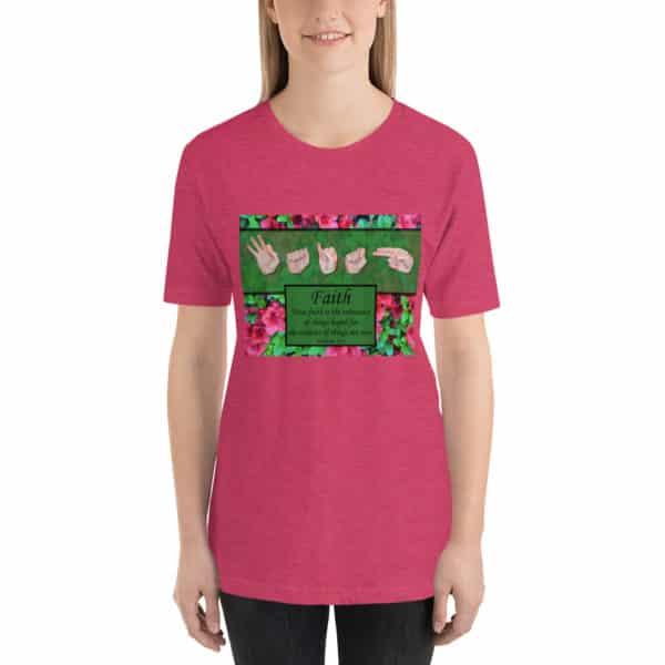 Now Faith T-shirt