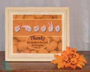 Give Thanks Printable Art