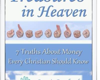 Treasures In Heaven Devotional